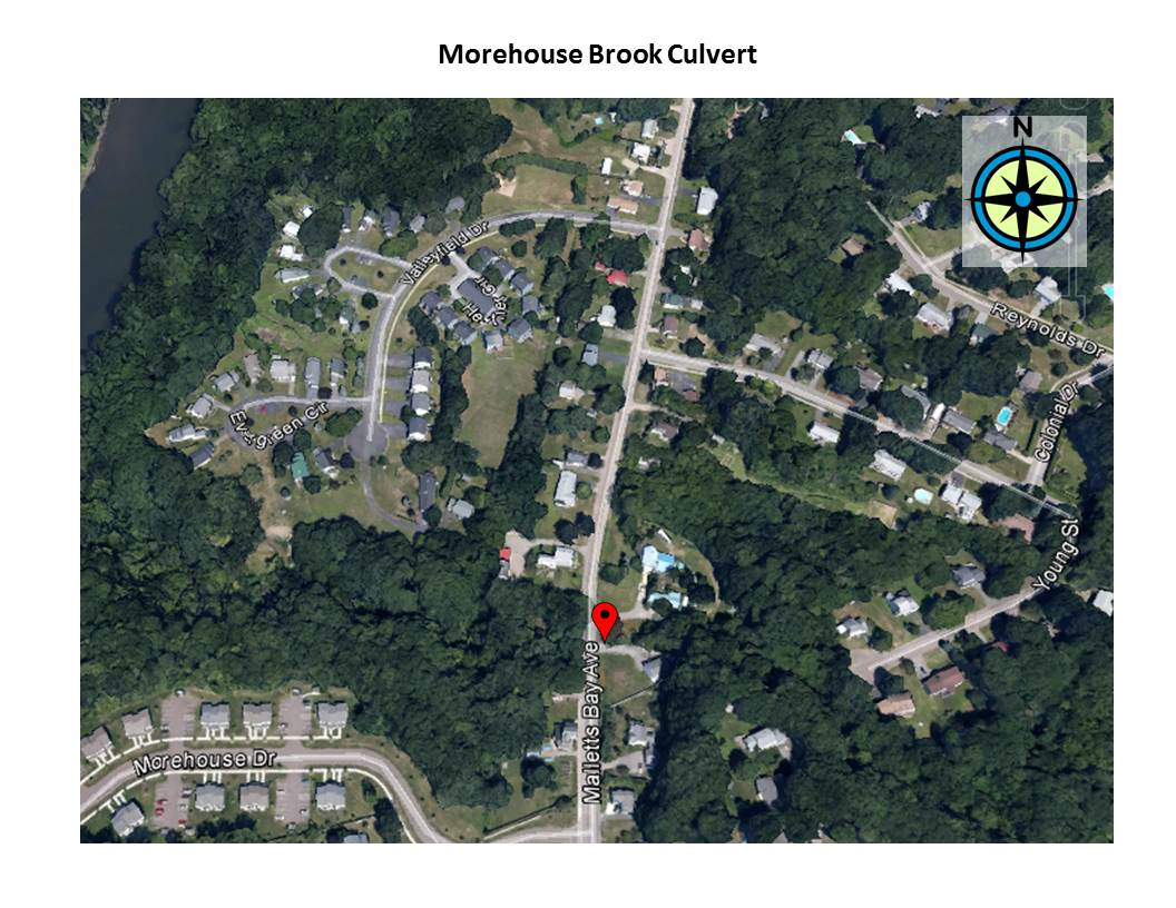 Morehouse Brook Culvert Repair