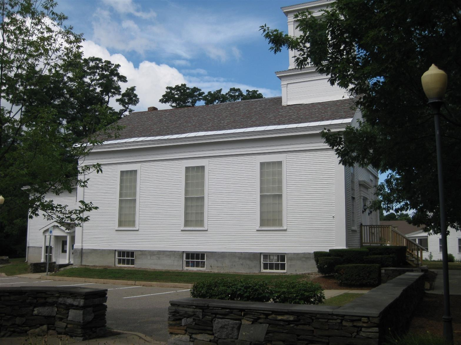 Side of Meeting House