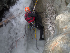 Technical Rescue - Rock Climbing