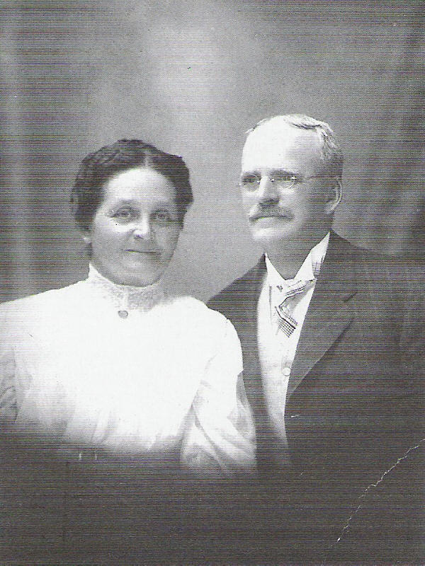 Etta and Herbert Burnham