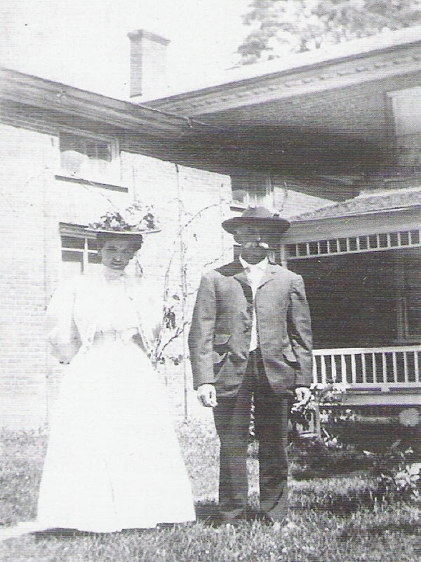William and Mertie Munson