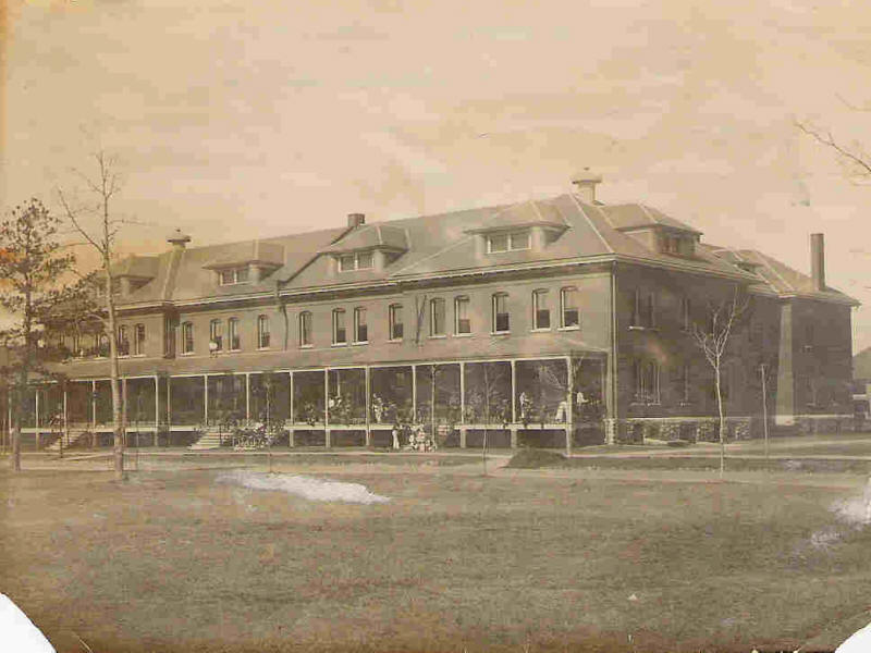 Building 16 Cavalry Barracks 1894