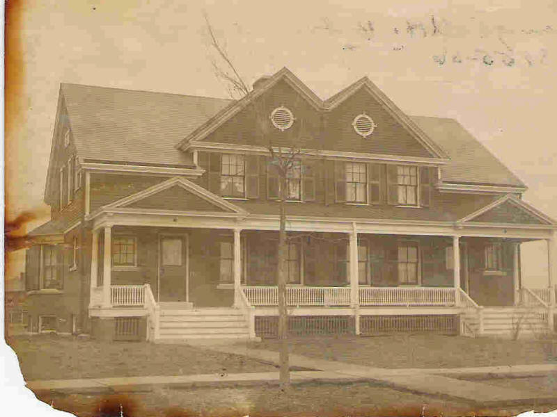 Building 6 Officers Quarters 1879