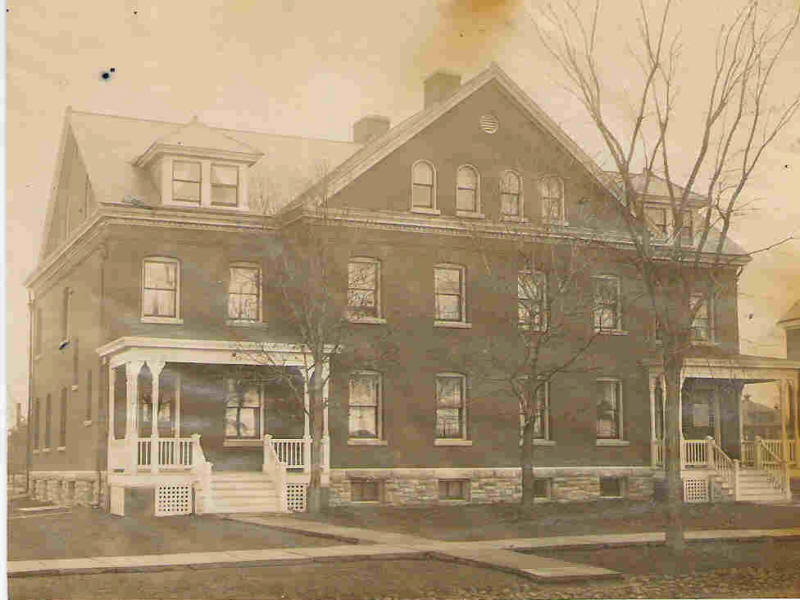 Officers Quarters 1895