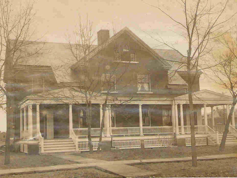 Officers Quarters 1900