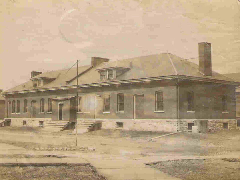 Quartermaster Storehouse 1894