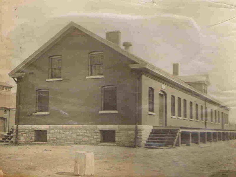 Quartermasters Storehouse 1904