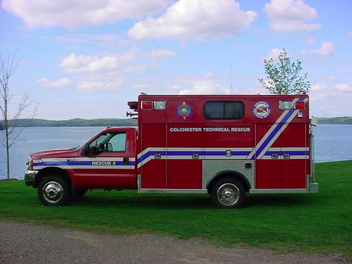Technical Rescue Vehicle