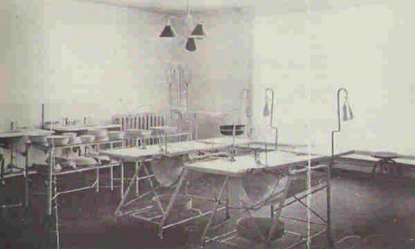 Operating room 1905