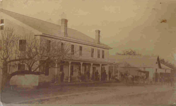 Old bay house 1870